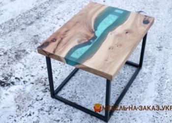 Деревянные столы лофт в офис под заказ