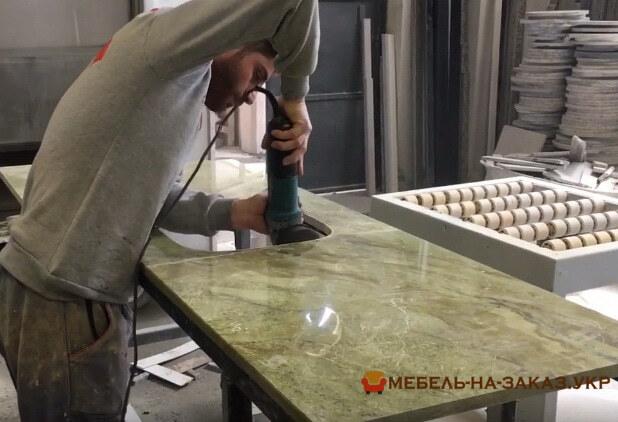 Столешницы из кварца на заказ в Киеве
