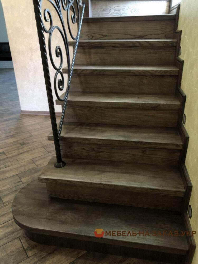 лестница из массива купить