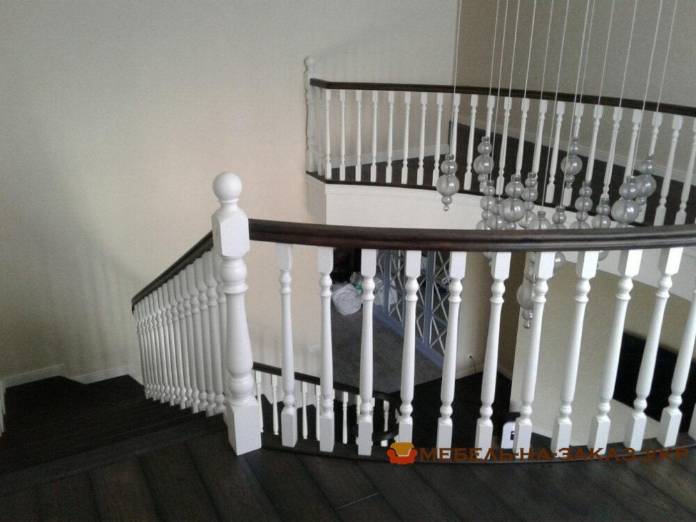 лестница в элитный дом