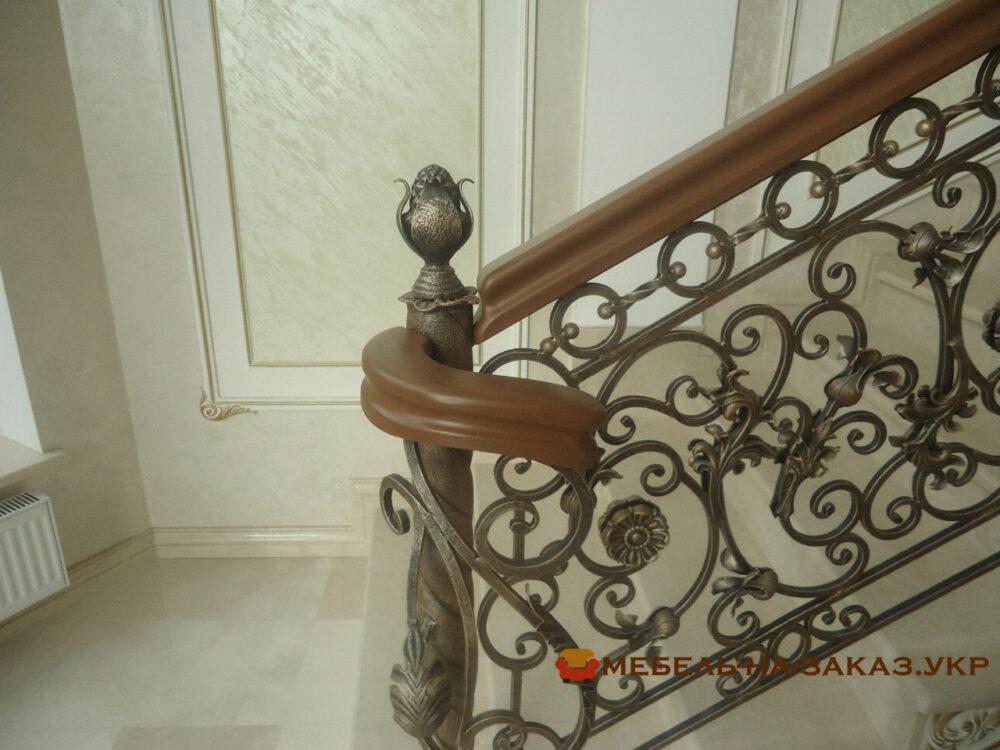 лестница в элитный дом на заказ Россия