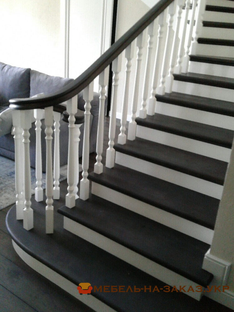 как заказать деревянную лестницу на заказ