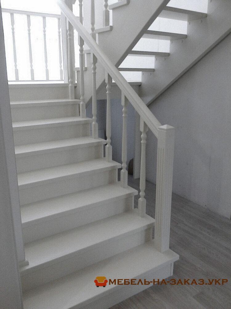 как заказать деревянную лестницу на заказ Москва