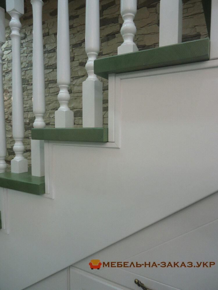 бетонная лестница на заказ