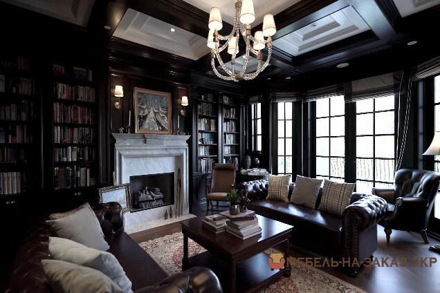 библиотека к кабинет