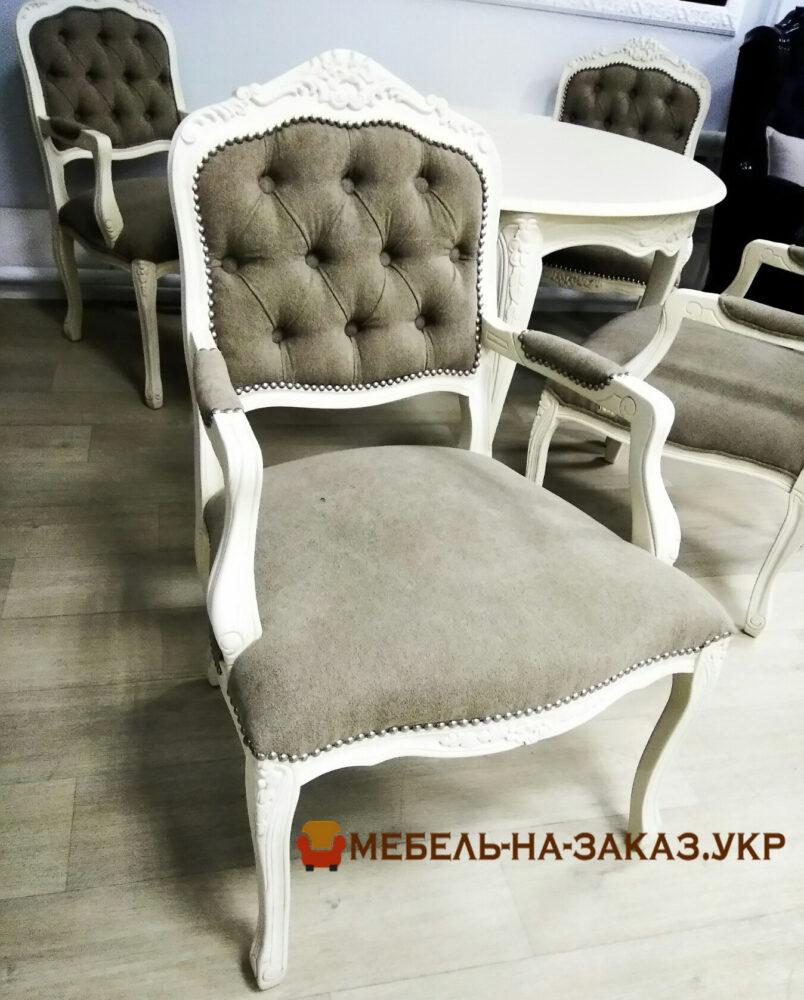 классический стул под заказ