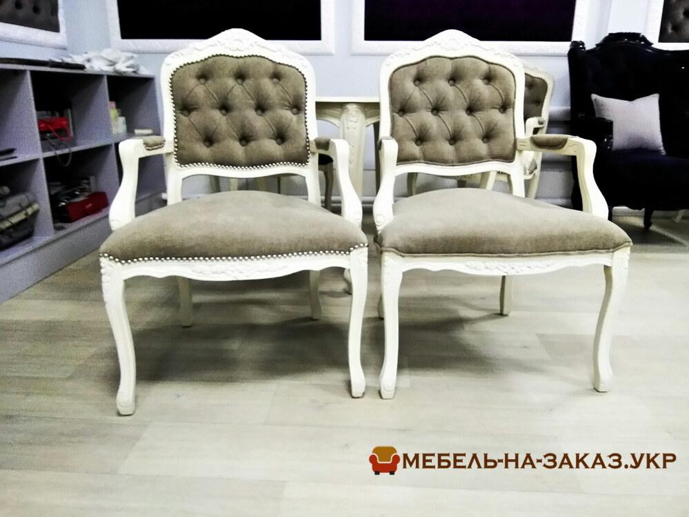 мягкие стулья к диванам под заказ