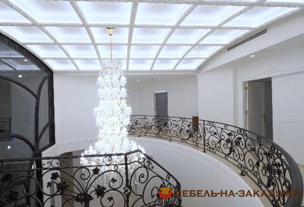 лестница в элитный дом под заказ Украина