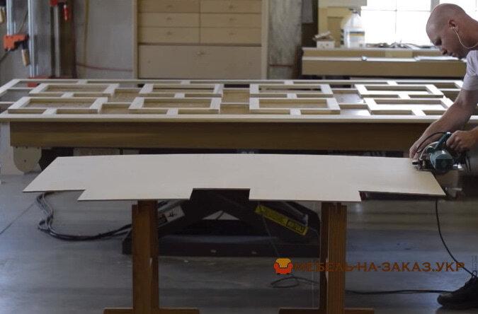 варианты деревянных панелей