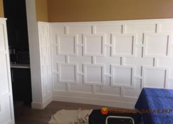 3 д панели декор на стены