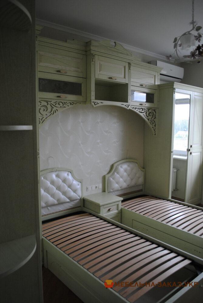 мебель на заказ в спальню Киев