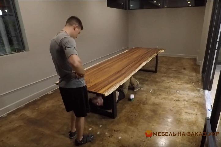 столы для переговоров слеп на заказ Киев