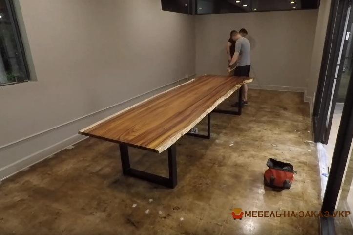 столы для переговоров слеп на заказ Цены