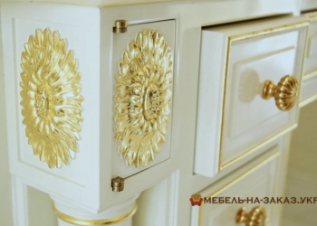 изготовление мебели из дерева в ванную на заказ в Киеве недорого