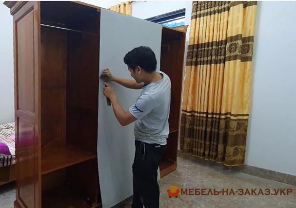 Производитель деревянных шкафов Украинам