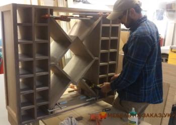 Производство деревянной мебели на заказ