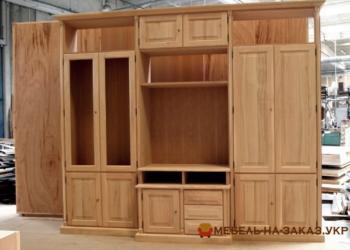 Деревянный шкаф на заказ Белая церковь