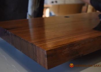 Изготовление деревянных моек на заказ Россия
