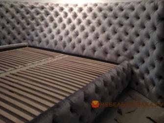 красивый нестандартный диван под заказ Киев