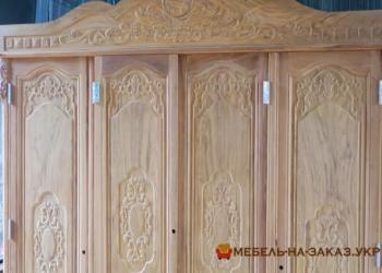 зказать изготовление шкафа из дерева под заказ