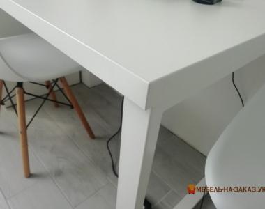 стол компьютерный на металлических ножках на заказ