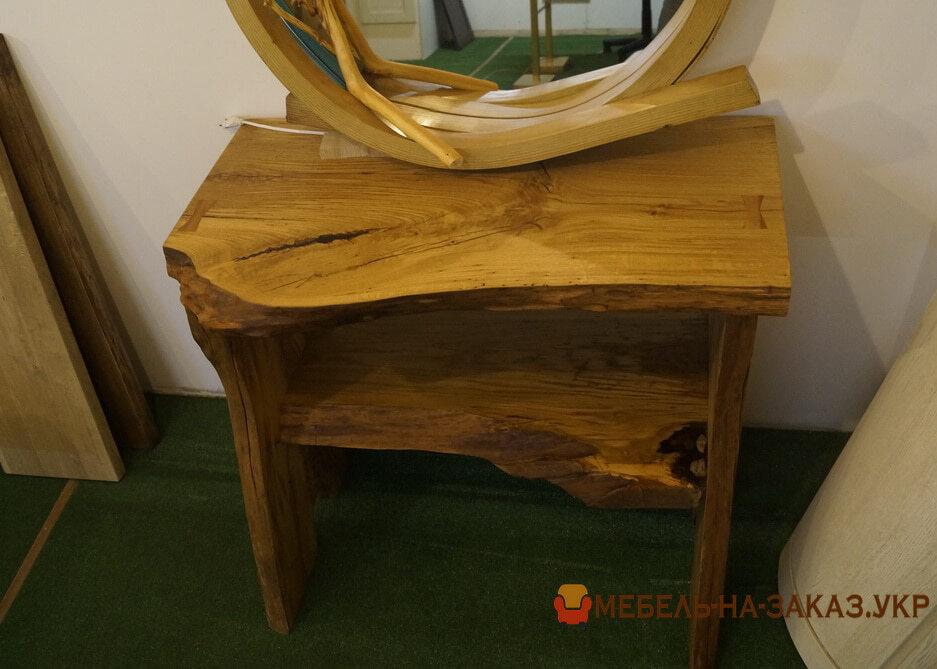 стол из сруба