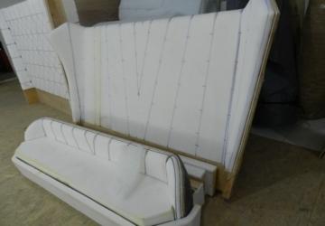 Процес изготовления нестандартных кровати