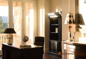 стол стеллаж шкаф комод в кабинет