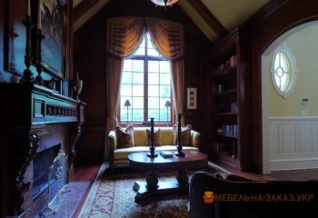 элитная мебель в кабинет