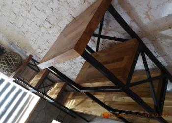 мебель Лофт из массива дерева в Буче