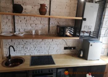 мебель Лофт из массива дерева проект