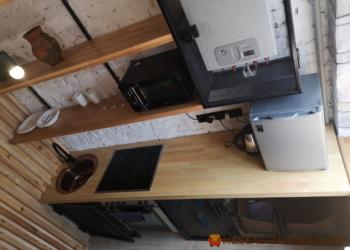 мебель Лофт из массива дерева проект дизайн