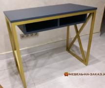 столы деревянные в стиле лофт
