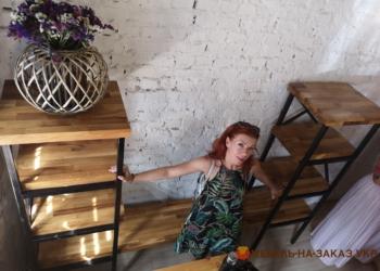 Жена Бульбасика и кухня лофт