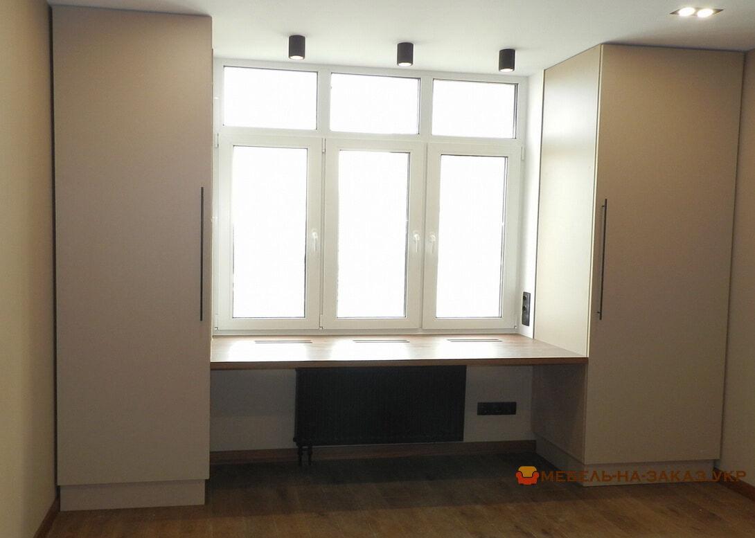 окно мебель пенал столешница на заказ