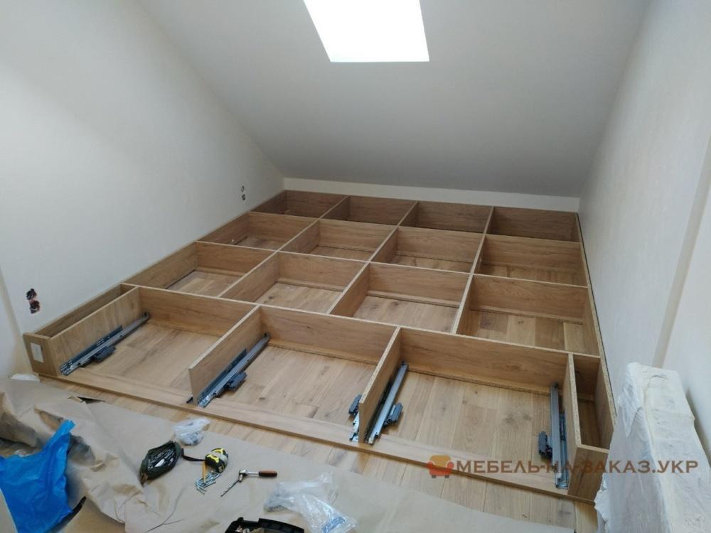 изготовление подиумов под кровать Киев