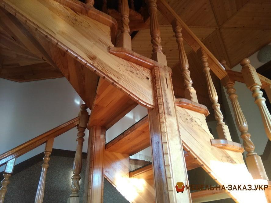 недорогая лестница для дома