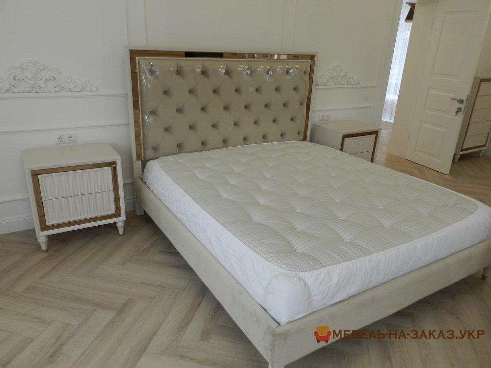 копия итальянской кровати на заказ