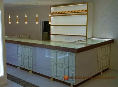 дизайн проект мебели в ресторан