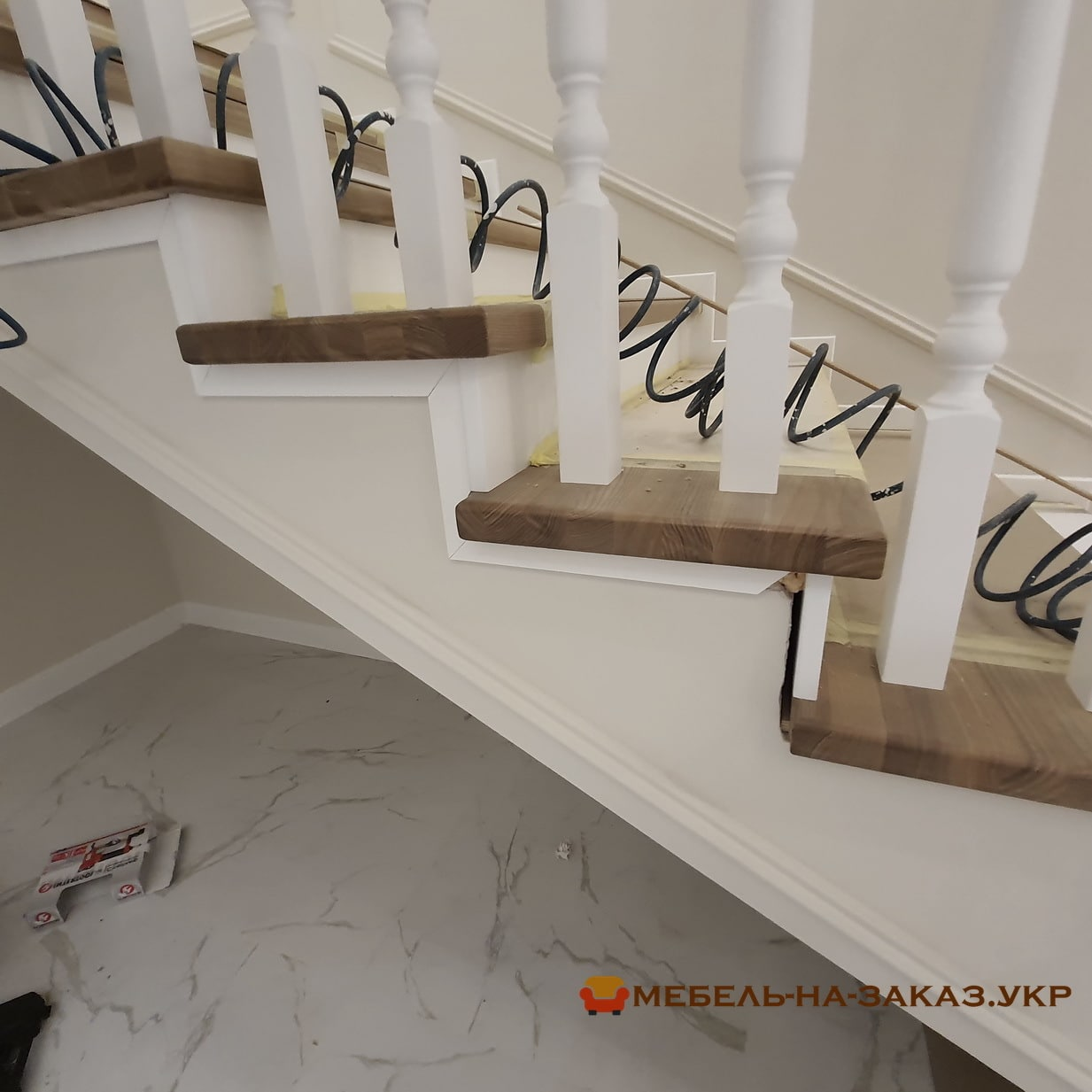 дизайн проект лестниц под заказ Белая церковь