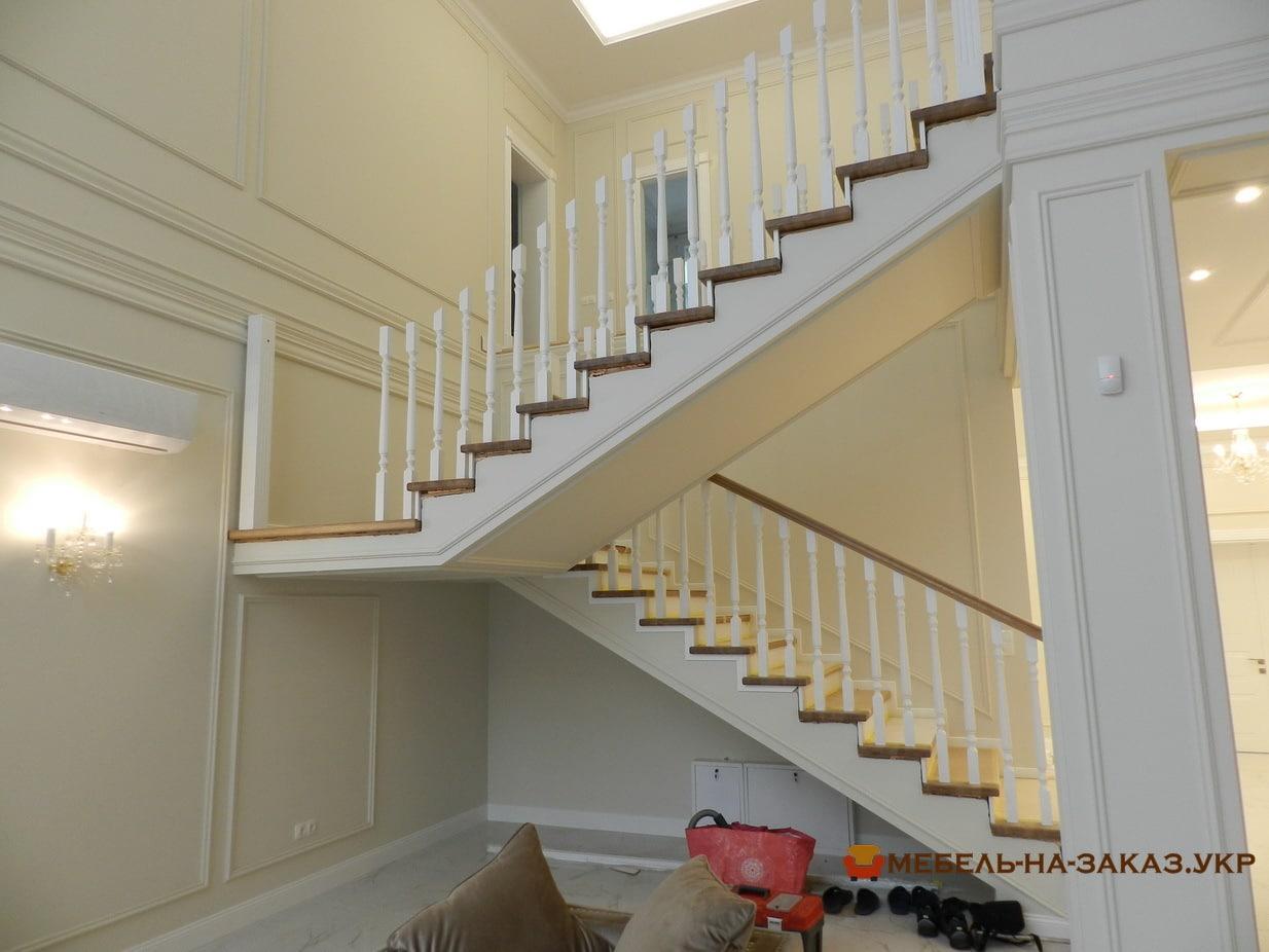 деревянная лестница Чернигов