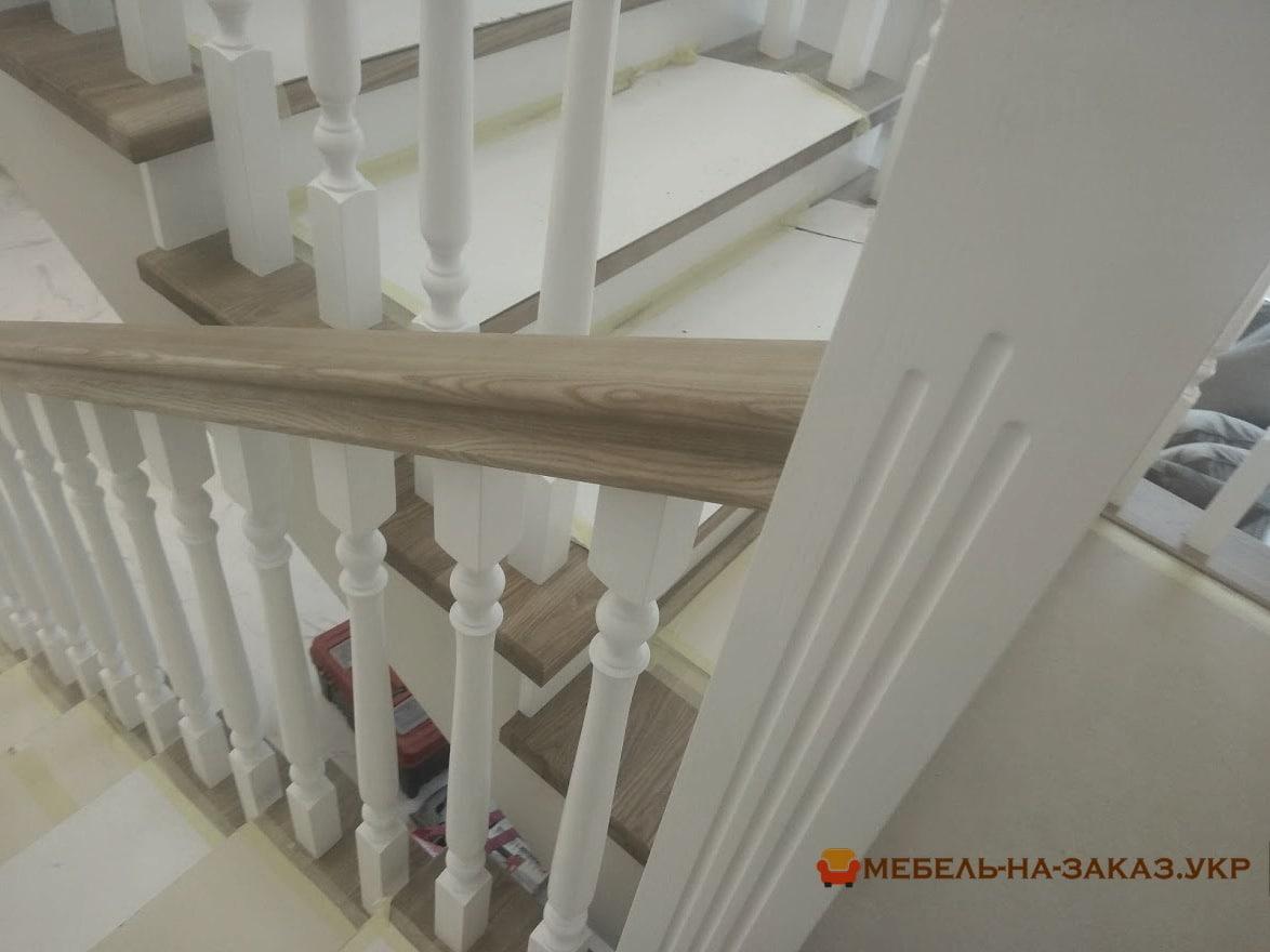 лестница из сосны недорого фастов