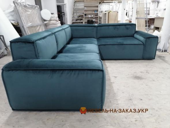 угловая мягкя мебель для сна под заказ