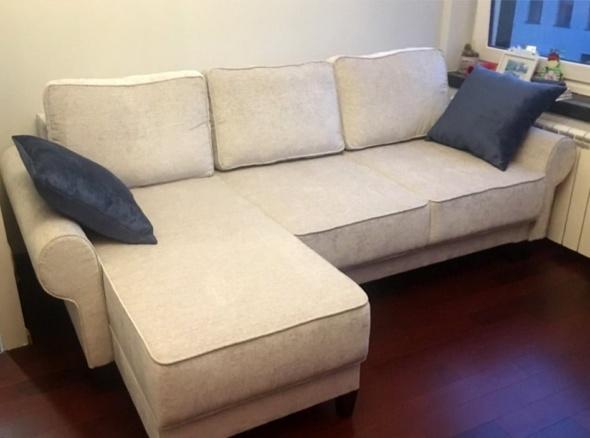 заказать угловой диван Лесники