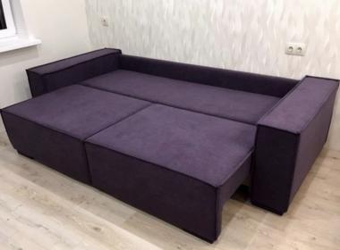 раскладной угловой диван под заказ