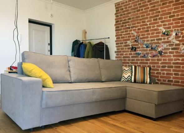 изготовление дивана на заказф угловой формы