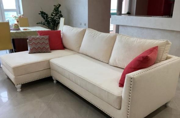 мягкая мебель на заказ круглый