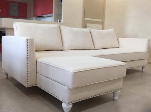 белый угловой диван купить
