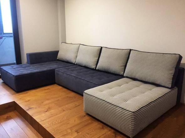 Заказать угловой диван класса люкс