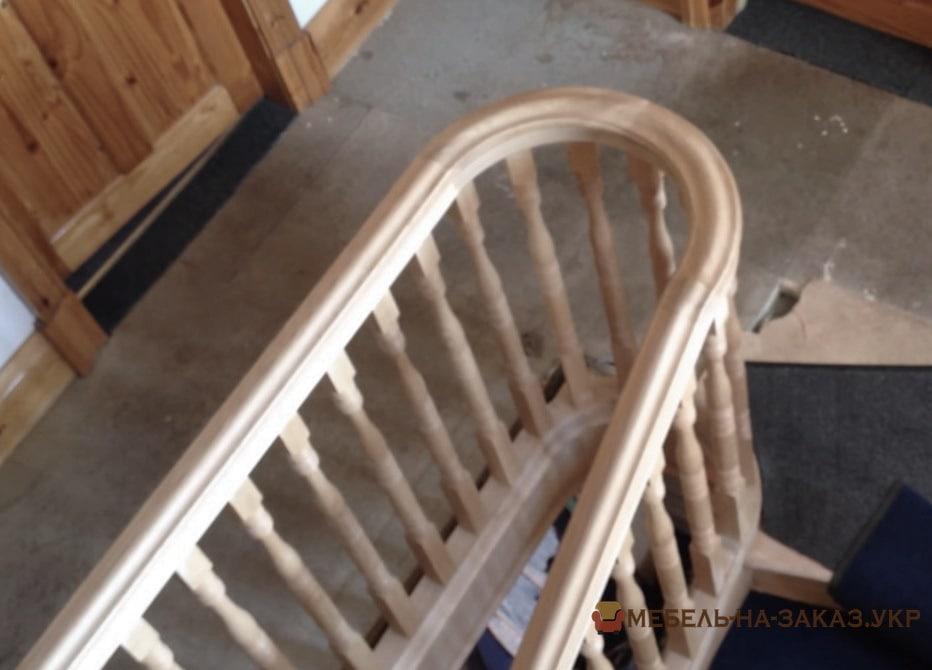 заказные лестницы для ольхи на дачу